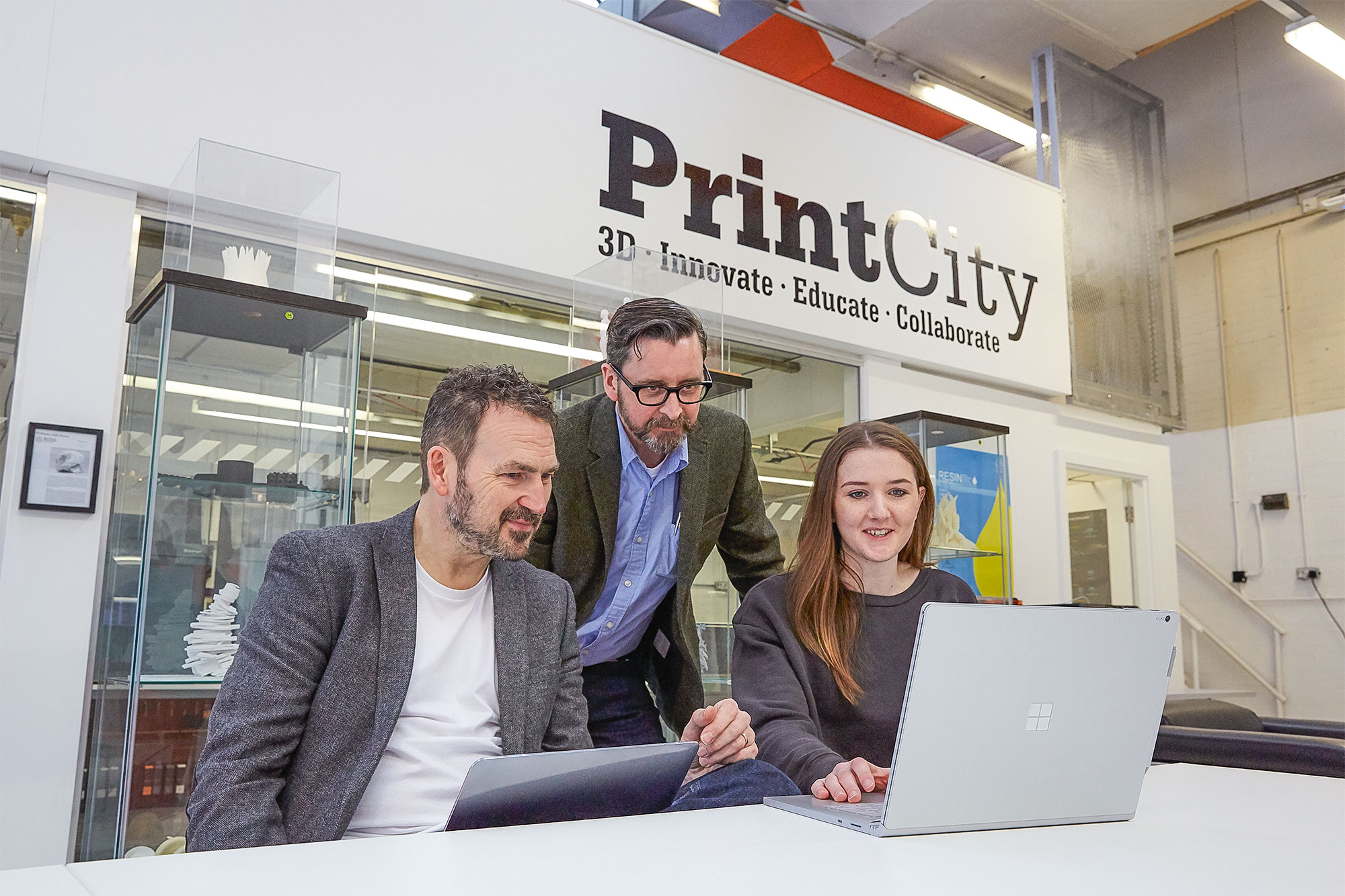 Consultation and Training - PrintCity - Manchester Metropolitan University - Business Services
