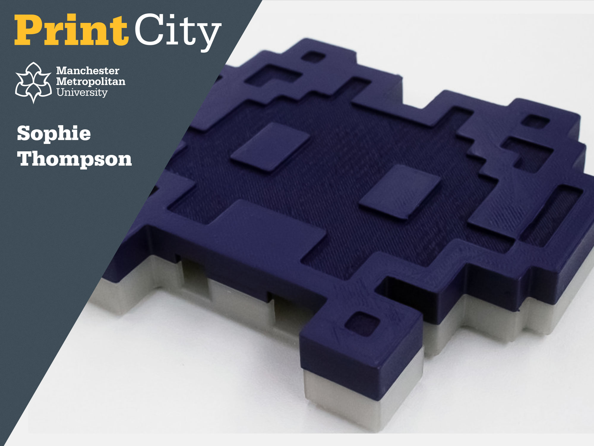 Sophie Thompson - Student Profile - PrintCity - Manchester Metropolitan University