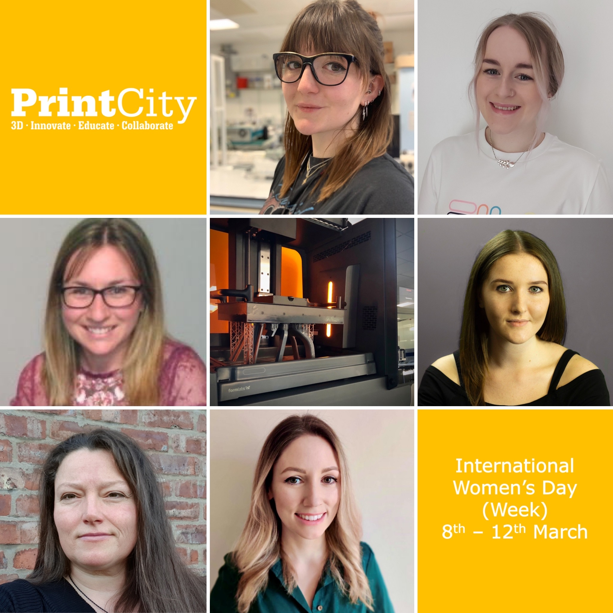 PrintCity Round Up - March 2021 - The PrintCity Blog - Manchester Metropolitan University